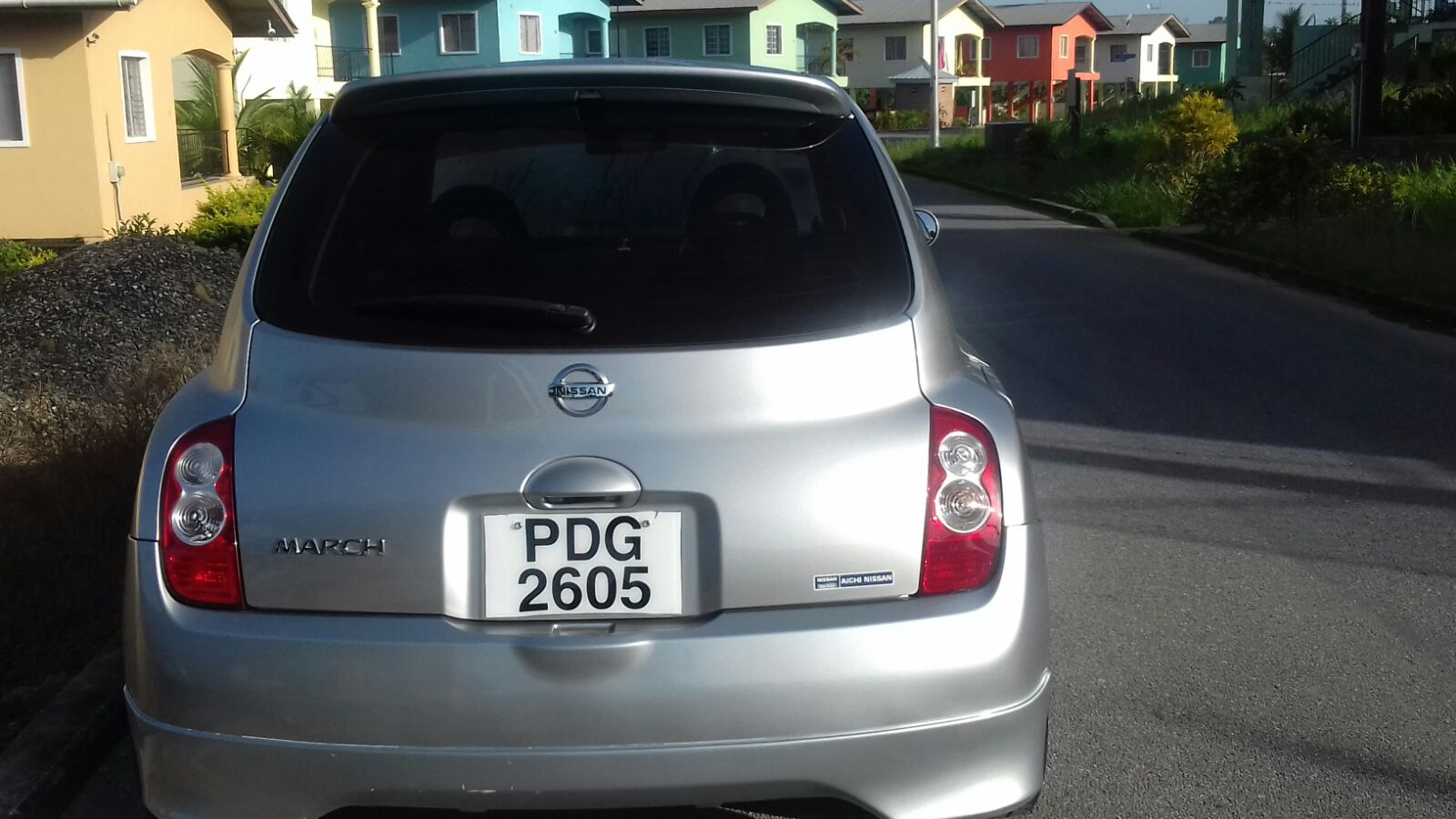 2009 Nissan March 2009